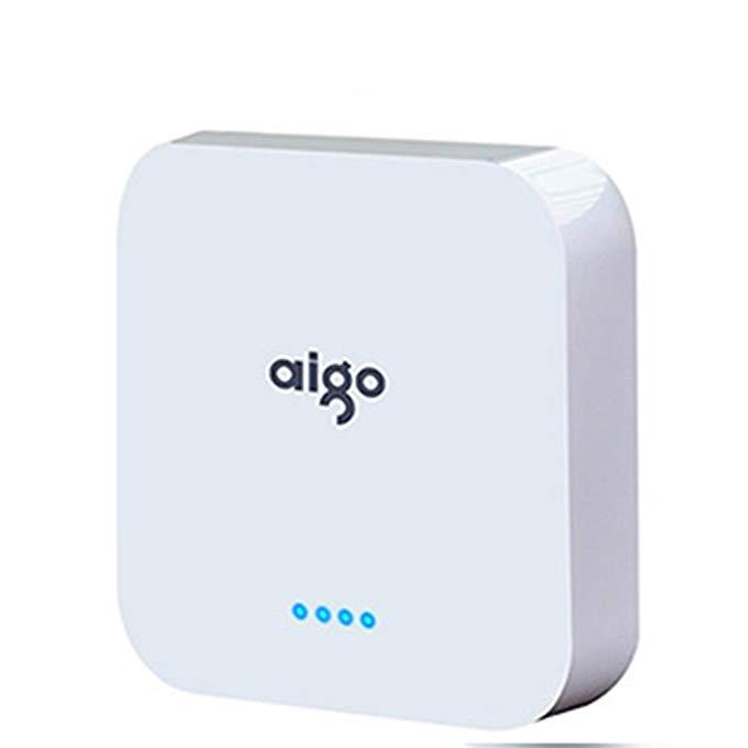 Aigo patriot OL10400 đầu ra cổng kép sạc kho báu an toàn điện thoại di động