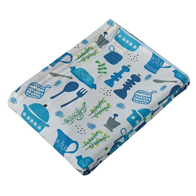 Tokyo Nishikawa quilt cover made in Nhật Bản 100% cotton khóa nhanh dễ dàng để tách mô hình đơn giản