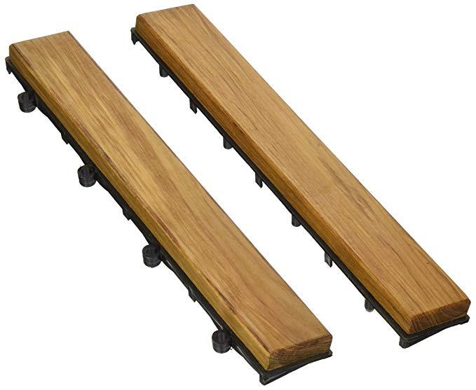 Hệ thống sàn gỗ u-click trang trí trần