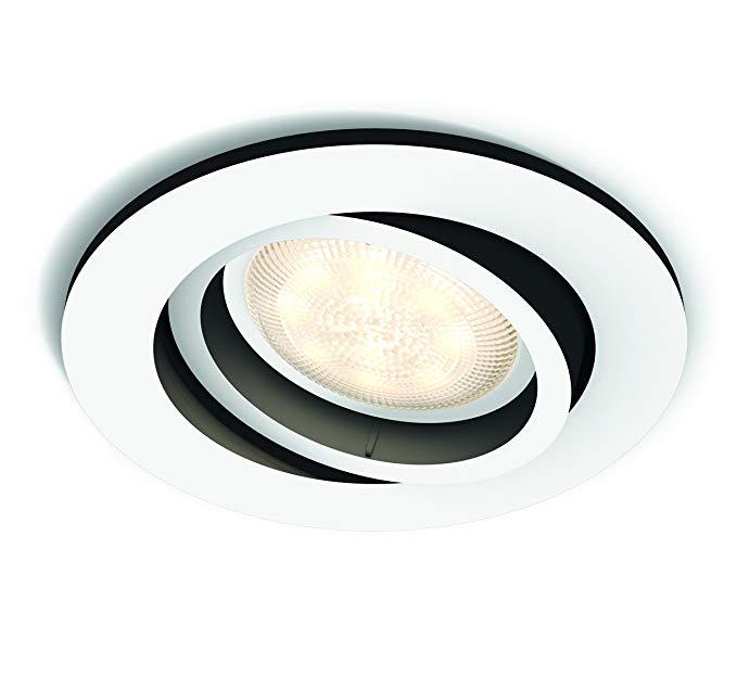 Philips Philips Đèn LED màu trắng ánh sáng trắng xung quanh nhà máy, Bộ khởi động Hue, Dimmable, Ánh