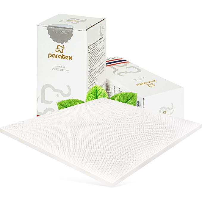 Paratex Thái Latex nệm 1.8 m Tatami đôi giường mềm nệm (180 * 200 * 3 cm)