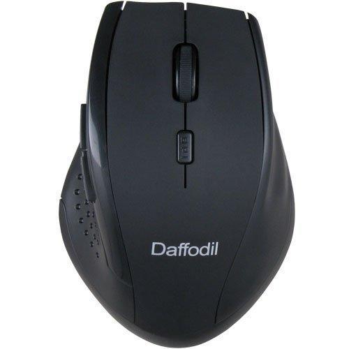 Daffodil WMS328 2.4 Gam chuột không dây chuột quang không dây tiết kiệm điện năng Trung Quốc, Hoa Kỳ