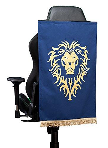Warcraft phim ghế máy tính biểu ngữ