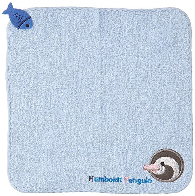 Imabari khăn tay màu xanh chim cánh cụt 1 - 60070 - 11 - Pap
