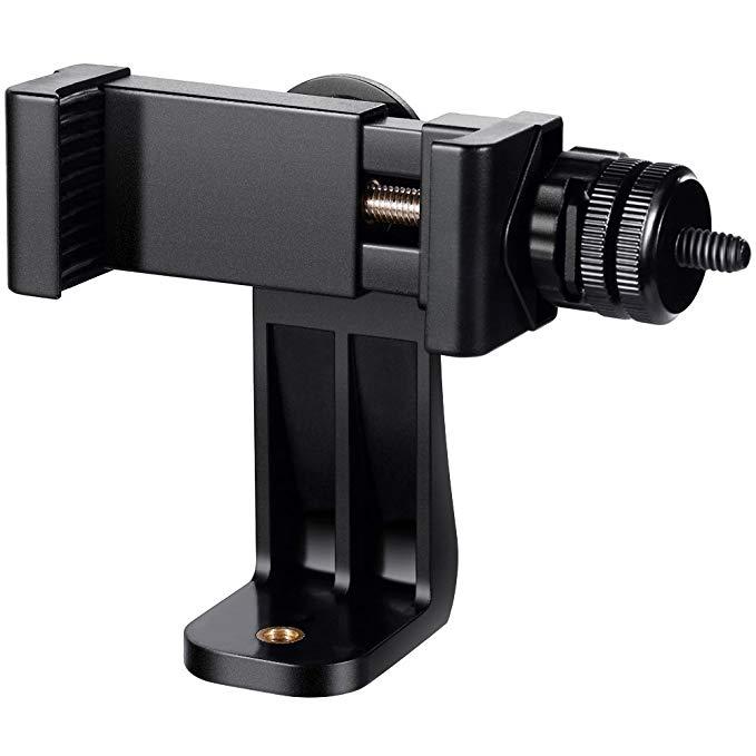 Vastar phổ điện thoại thông minh tripod adapter người giữ điện thoại bracket adapter cho iPhone, Sam