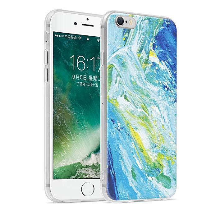 Natusun Natuson Apple iPhone 6 Vỏ điện thoại di động Vỏ iPhone 6s Vỏ điện thoại di động Trọng lượng