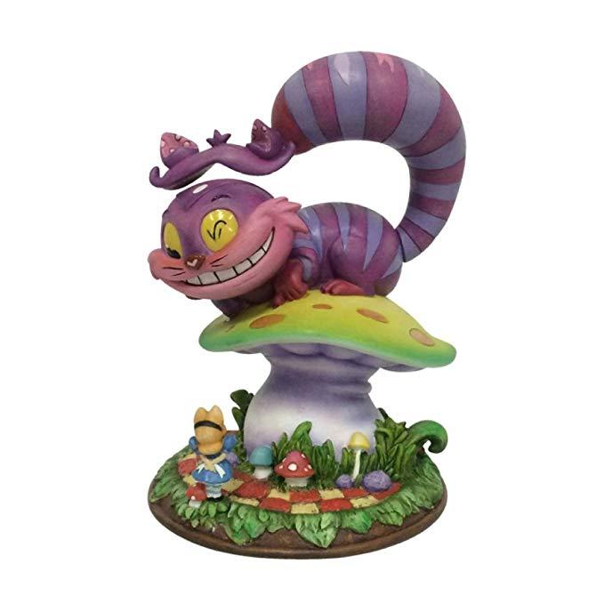 Tượng Cheshire Alice ở xứ sở thần tiên Enesco