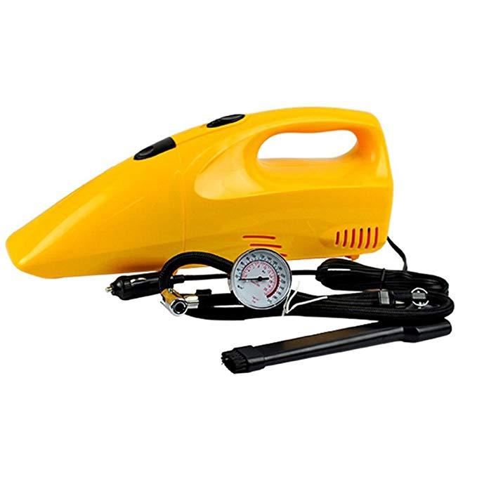 Xe ô tô giúp TÌNH YÊU CAR UPPER hút bụi không khí Khô và ướt Xe máy hút bụi máy bơm không khí HL-886