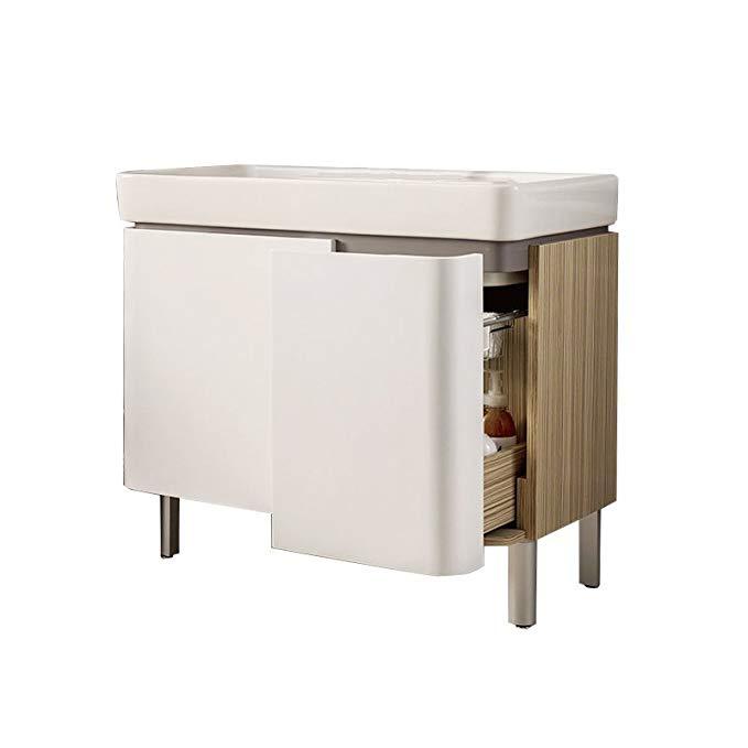 Tủ phòng tắm KOHLER Kohler Sylva không có vòi (lỗ đơn) K-45764T-1-0