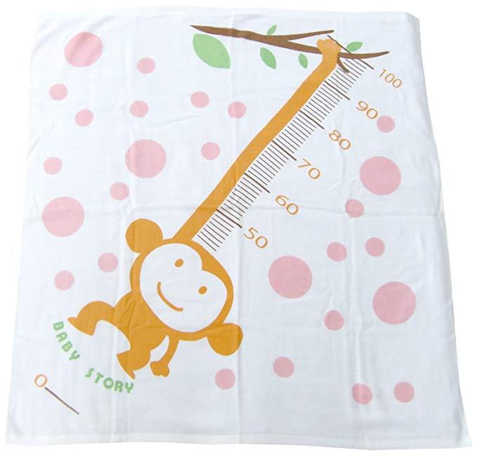Chiều cao chân khăn tắm đảo ngược sợi bông khỉ mô hình 90 cm x 90 cm s được thực hiện tại Nhật Bản m