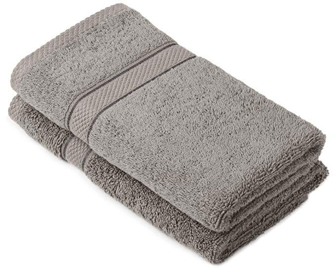 Bộ khăn bông dài 725 gram kiểu Ai Cập, 2 tay
