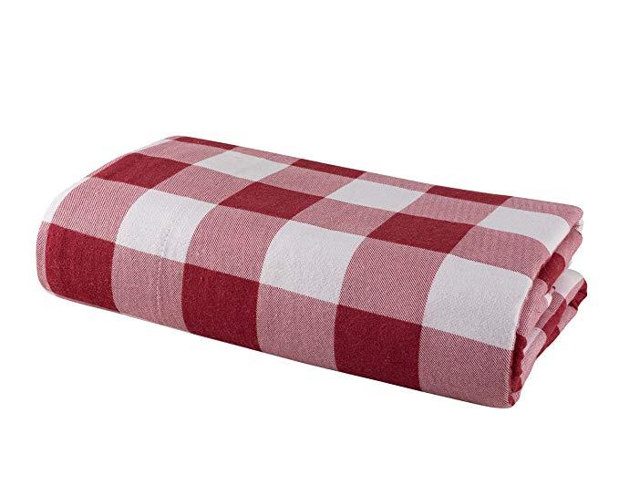 Tấm flannel từ delanna 100% cotton chải 1 tấm (40,64 cm x 50,80 cm)