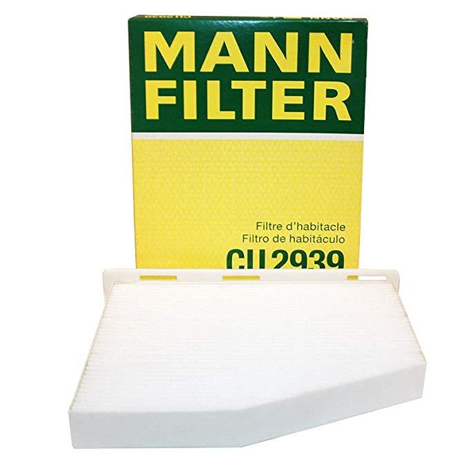 MANNFILTER Người Đàn Ông thương hiệu lọc điều hòa Không Khí lọc CU2939 (CC / Magotan / Sagitar / Gol