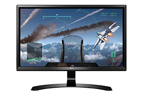 Màn hình IPS LG 24ud58 4 K UHD (3840 x 2160, 2 X HDMI, DisplayPort, 250 cd / m2, 5 ms, AMD freesync)
