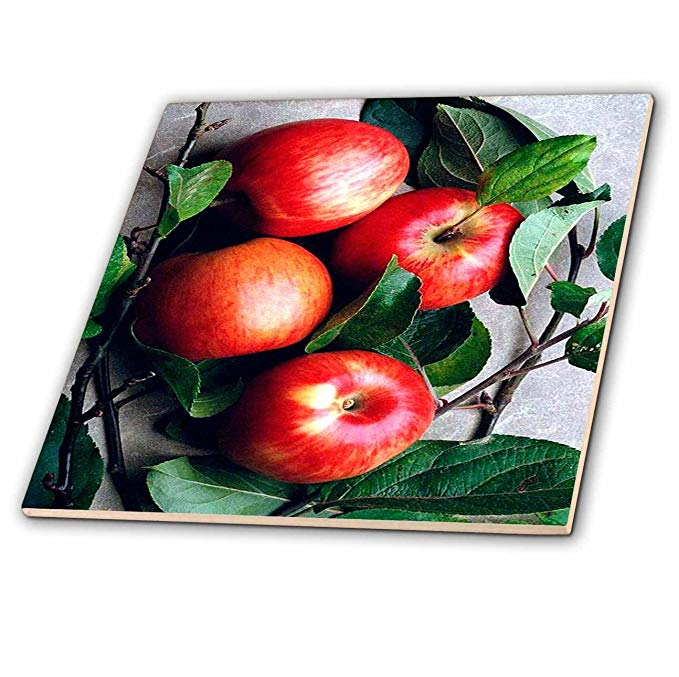 Thực phẩm trái cây - Apple - Gạch