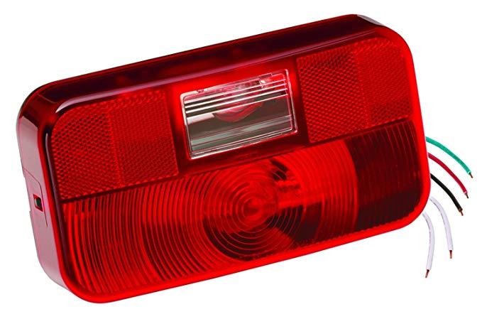 Bragman MOUNT 92 đèn hậu tiêu chuẩn , màu đỏ .