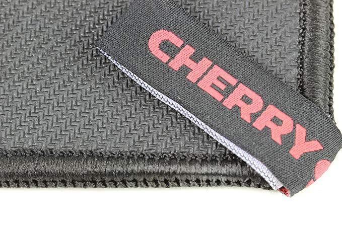 CHERRY Cherry cao mật độ sợi mượt Pad chuột (bề mặt lớn)