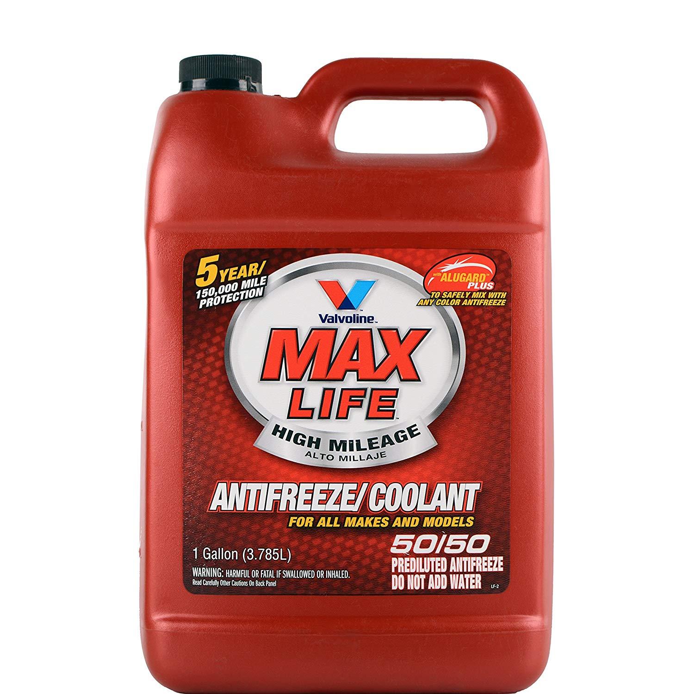 Valvoline thắng bài MAX LIFE chống đông đóng băng. -36 ° độ sôi chất lỏng 3.78L 128 ° chất chống đôn