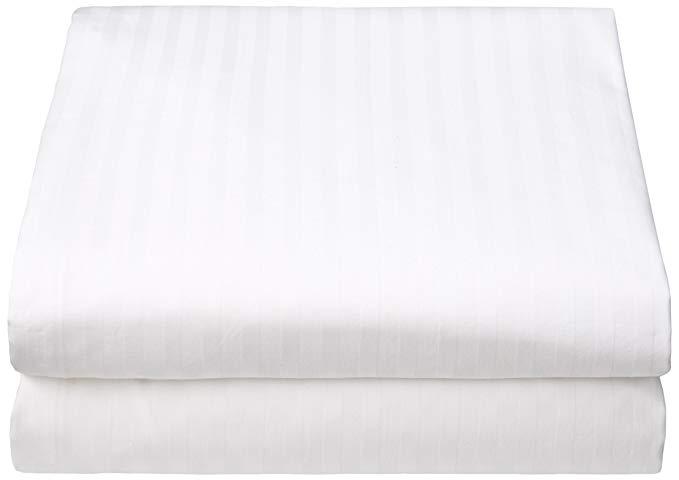 Kyoto Nishikawa Sản Xuất tại Nhật Bản 100% cotton satin vải sheets đúp trắng DF 5500