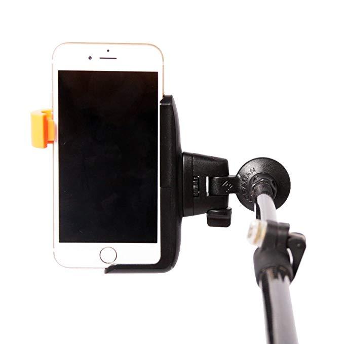 Mát mẻ, leo núi cực, Bluetooth, tự hẹn giờ, leo núi phụ kiện, điện thoại di động, self-timer tạo tác