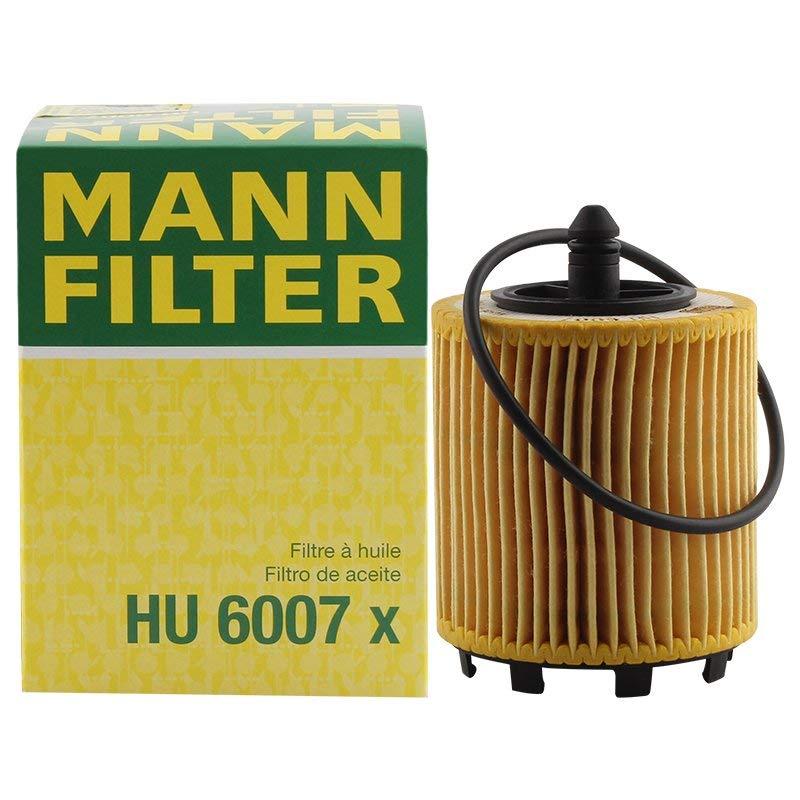 Bộ lọc dầu MANJS HU6007x (Saiwei / Regal / LaCrosse / Vectra / Astra G / 950 / Saab / Copac / Mai Ru