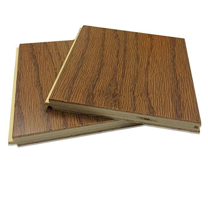 Sàn gỗ cứng sống Mỹ Mẫu mảnh, Red Oak Bronze