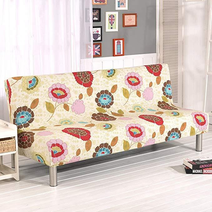 S-EMIGA Shangmeijia đơn giản mục vụ tất cả bao gồm sofa bìa phòng khách vải non-slip sofa bìa (cho 1
