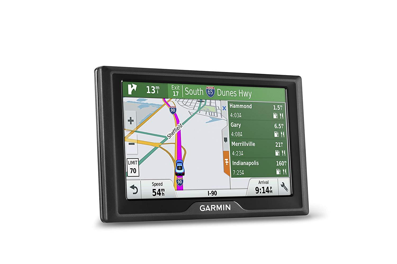 Chuột có thể phóng to hình dời lên trên bản đồ. GARMIN DRIVE 50 Mỹ + có thể LMT 6 in. đen