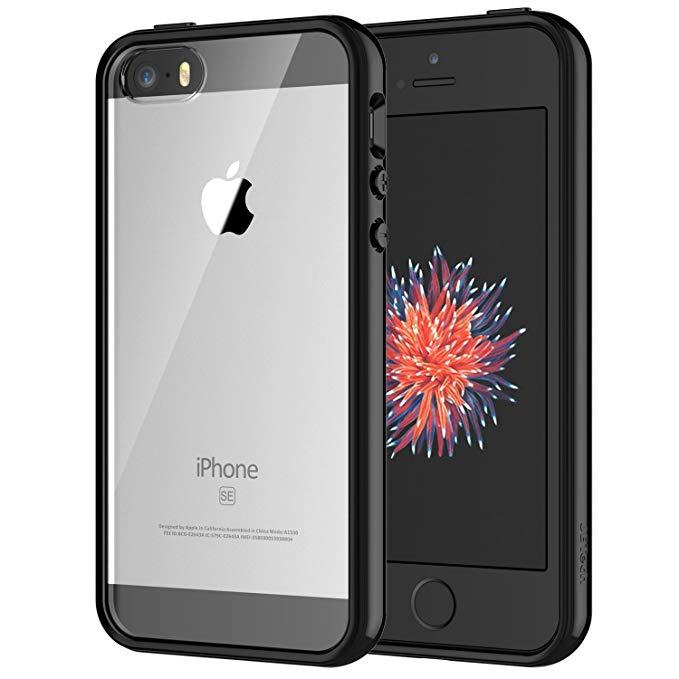 Hoa Kỳ JETech Apple 5 iPhone5s vỏ điện thoại di động iPhone5 / 5s / SE trường hợp điện thoại di động