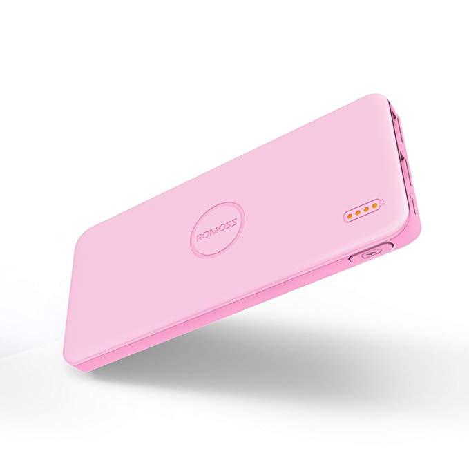 ROMOSS Rome PB05 siêu mỏng polymer 11.3mm điện thoại di động / sạc kho báu 5000 mAh với iPhone với \