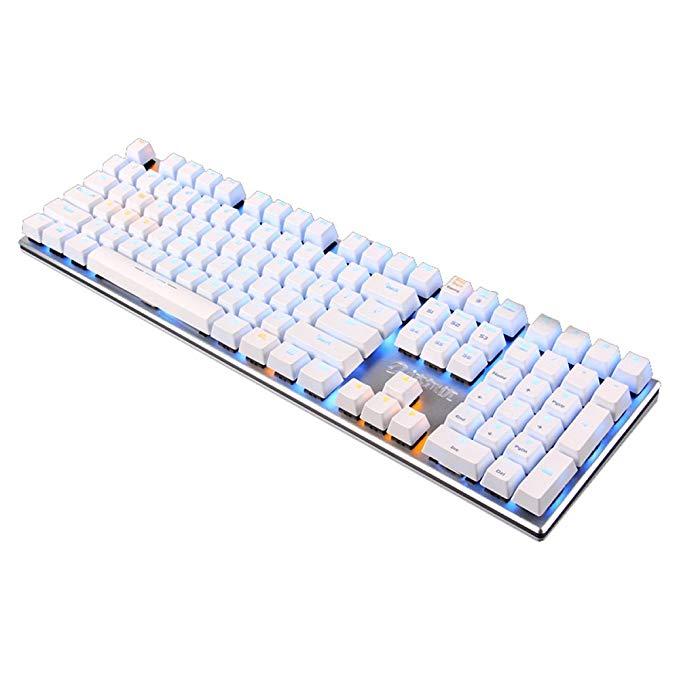 Darwin - bàn phím cao cấp 108-key no-rush đèn phát sáng
