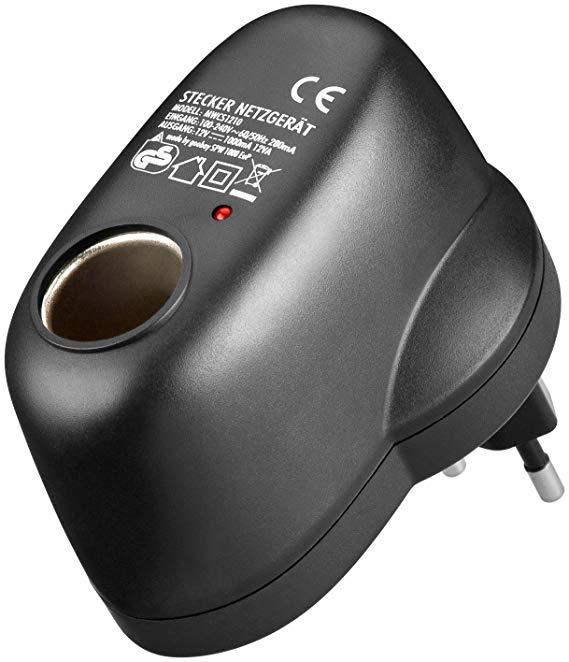 Bộ chuyển đổi điện áp Wentronic SPW (1000 MA)