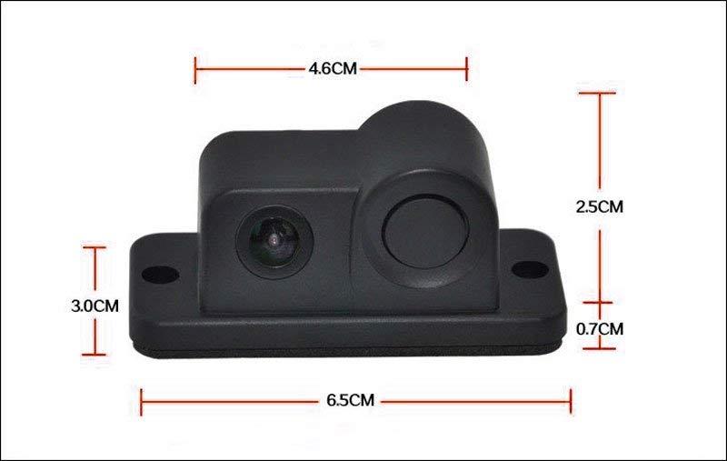 Được rồi... Lùi lại, radar độ nét cao hệ thống camera hồng ngoại trong bãi đậu xe Combo