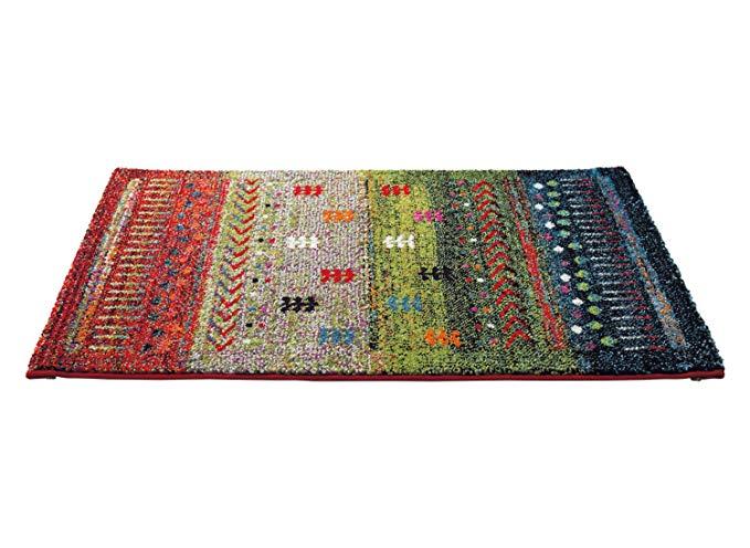 Cecile thảm nội thất Thổ Nhĩ Kỳ hiên mat màu xanh lá cây 80 * 50 CT 491 CT 491