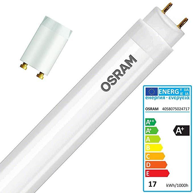 Osram LED ống st8v thế hệ 7 đèn ledtube subst iTube 16,2 watt 1200 mm (chiều dài như 36 watt ánh sán