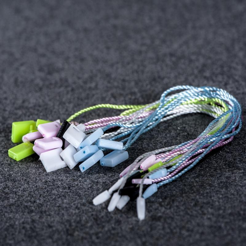Tay threading tag dây buộc treo hạt custom made phổ tag dây