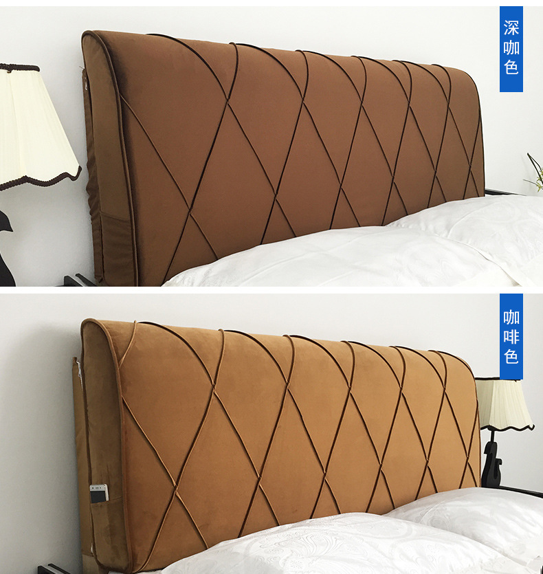 Đệm tựa lưng size Lớn gối đầu giường .