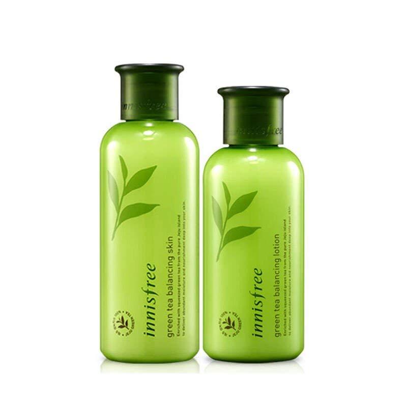 Innisfree trà xanh bộ 360ml/ bộ (Korea Brand)