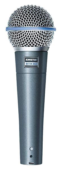 SHURE Shure Dynamic Microphone BETA58