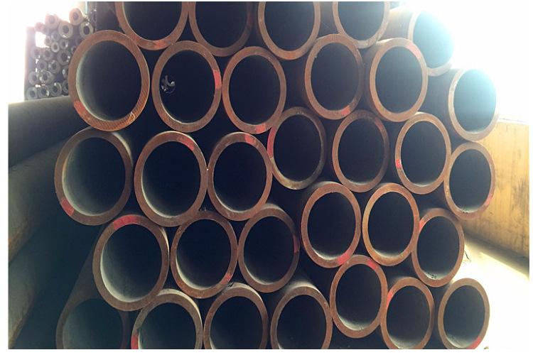 Bán Premium 42crmo ống thép liền cỡ lớn, hợp kim 42crmo tường dày ống thép liền để đưa hàng
