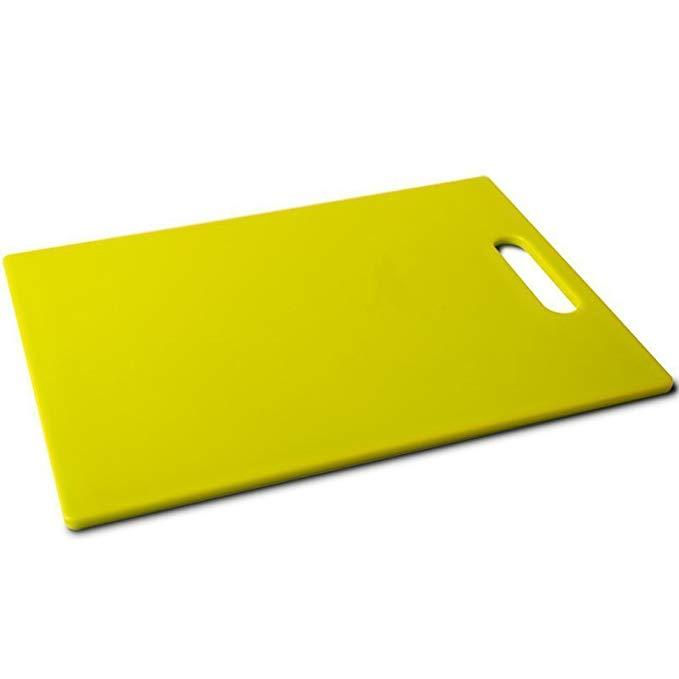 XIANYA Plastic Fruit Cutting Board - Bảng cắt màu xanh lá cây dùng trong nhà bếp - Vật liệu PP / PE