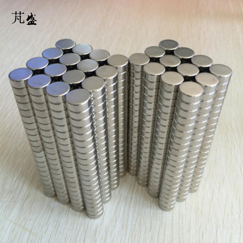 Các nhà sản xuất nam châm chuyên sản xuất nam châm NdFeB Nam châm nam châm tròn Nam châm một mặt