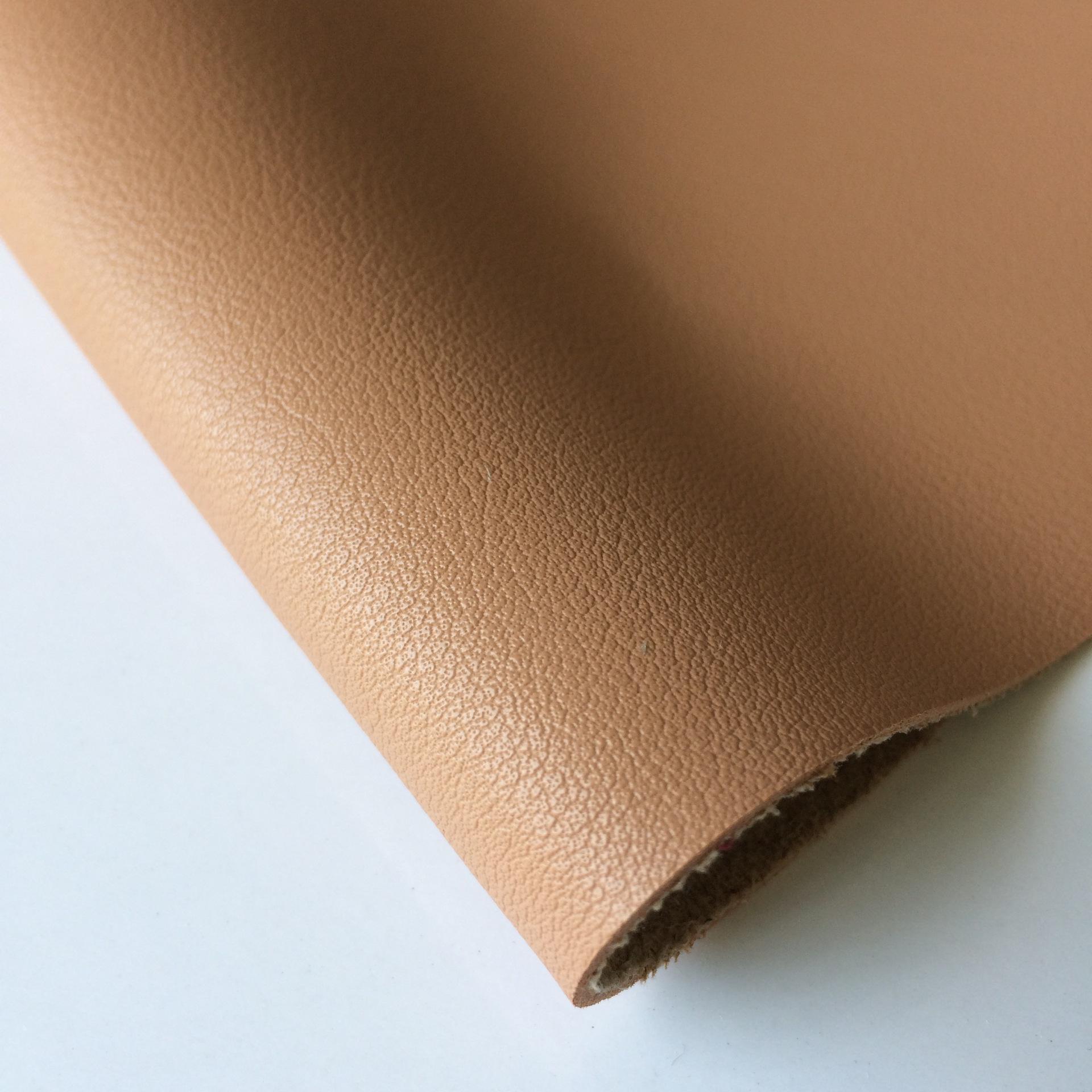 Các nhà sản xuất tại chỗ hot bán scratch resistant mặc 1.7 dày mô phỏng lớp đầu tiên da napa da vải