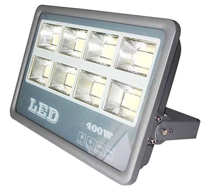 Laggousi LED 400 Wát Wolf Lights Trắng 6000 K 120 Độ Chiếu Sáng Góc Chiếu Chữ Ký Đèn Lũ IP66