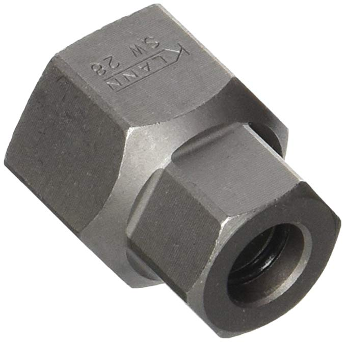 Gedore xe kl-0284 - 2702 - Liên minh hạt, kích thước (waf) 28 mm