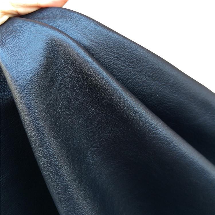 Napa lớp đầu tiên da bò da vải jersey hạt mịn toàn bộ hạt đầy đủ da hành lý giày da