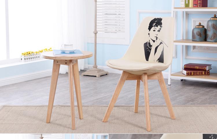 Ghế đơn bằng gỗ Thiết kế đơn giản cho căn phòng của bạn .