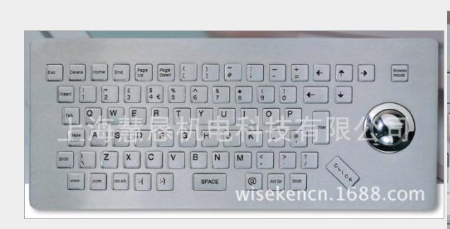 Rafi công nghiệp tự động hóa thiết bị bàn phím trên bàn phím -