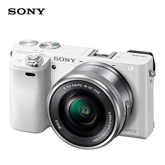 (Digipro) Sony (SONY) ILCE-6000L / a6000 máy ảnh kỹ thuật số đơn / máy ảnh nhỏ màu trắng (16-50mmF3.