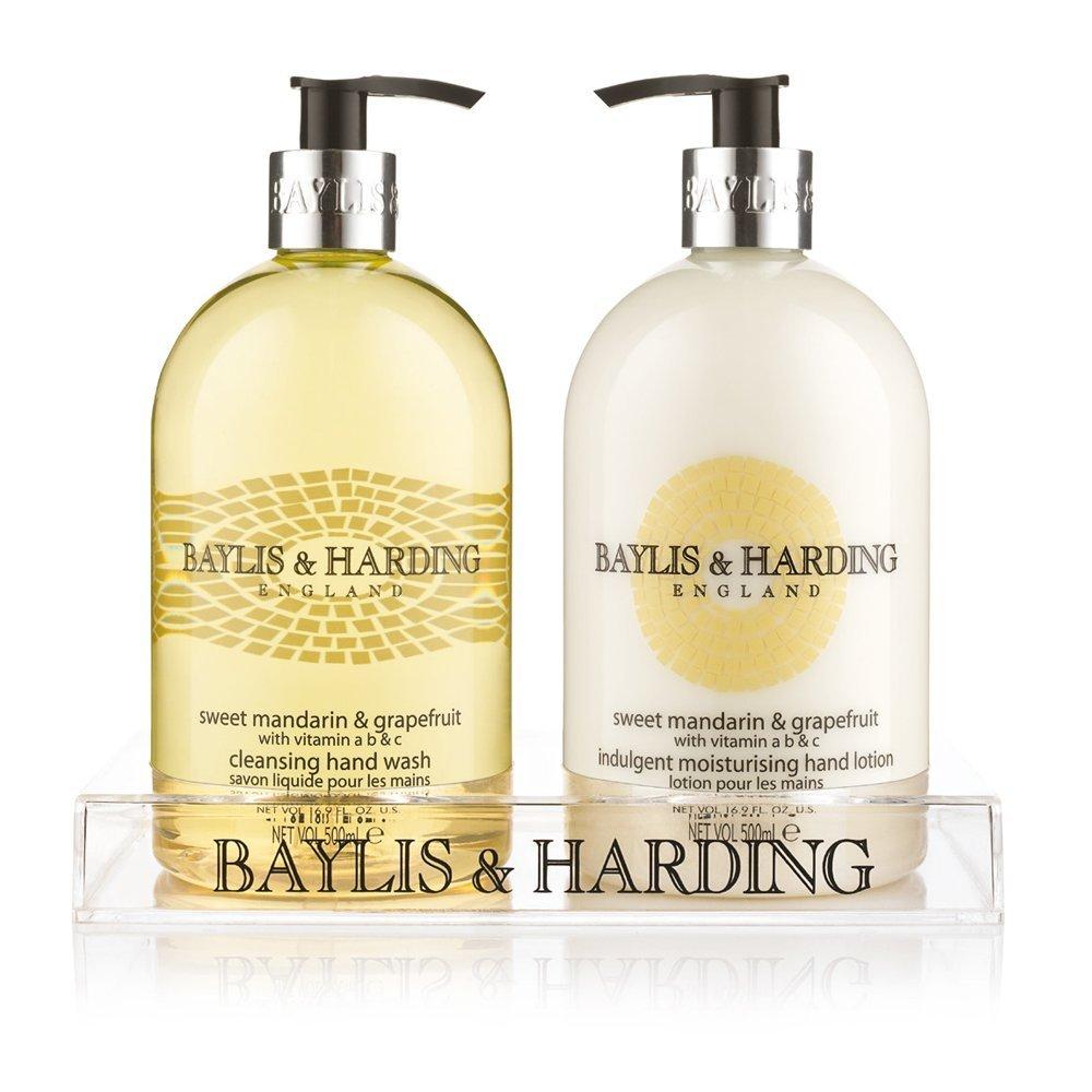 Baylis & Harding cây cam đường & bưởi chùm (chứa vitamin A, B&C) 500 ml dung dịch rửa ta